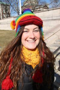 Becca + Best Hat Ever